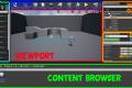 Unreal Engine 4 Editor: nome e funzione di tutte le schede.
