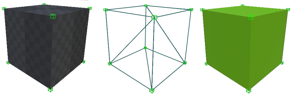 Che cos'è una Mesh? Vertici Triangoli e Texture