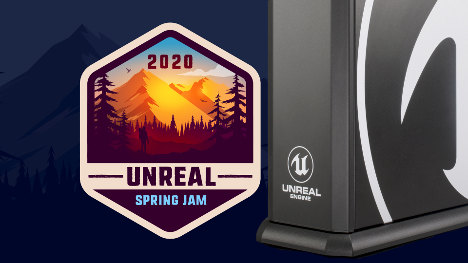 2020 Unreal Spring Jam