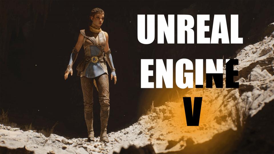 Unreal Engine 5 annuncio ufficiale dalla Epic Games Lumen e Nanite