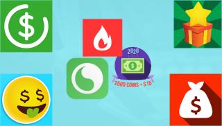 App per guadagnare scaricando applicazioni e giochi su Play Store: Cash for Apps, Make Money, AppNana, AppKarma Rewards, App Flame, CashApp, Grana Cash App