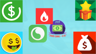 Apps to make money installing apps and games on Play Store: Cash for Apps, Make Money, AppNana, AppKarma Rewards, App Flame, CashApp, Grana Cash App