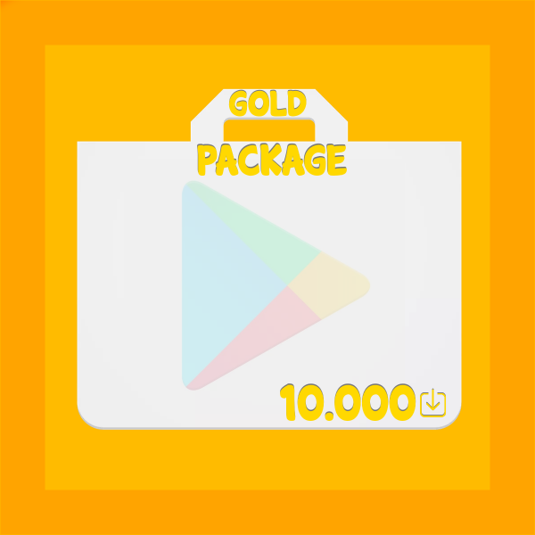 Rank up your app in Google Play store buying downloads